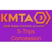 5-Trip Regular Classes  - Concession
