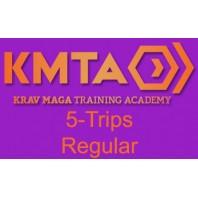 5-Trip Regular Classes  - Regular