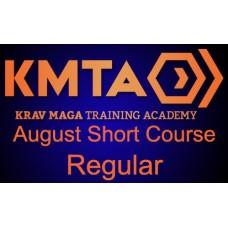 August Short Course - Regular
