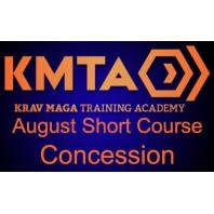 August Short Course - Concession