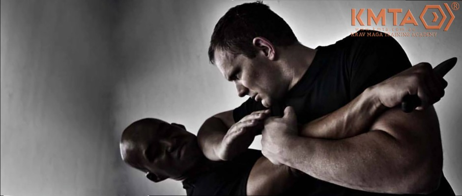 Krav Maga Defending Knife Attack Brisbane