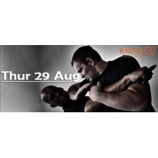Public Self Defence Workshops: Thurs 29 Aug 2019