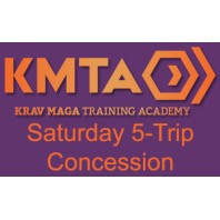 5-Trip Saturday Classes  - Concession