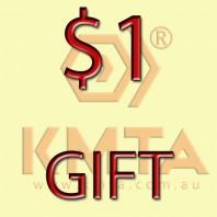 $1 Gift Voucher